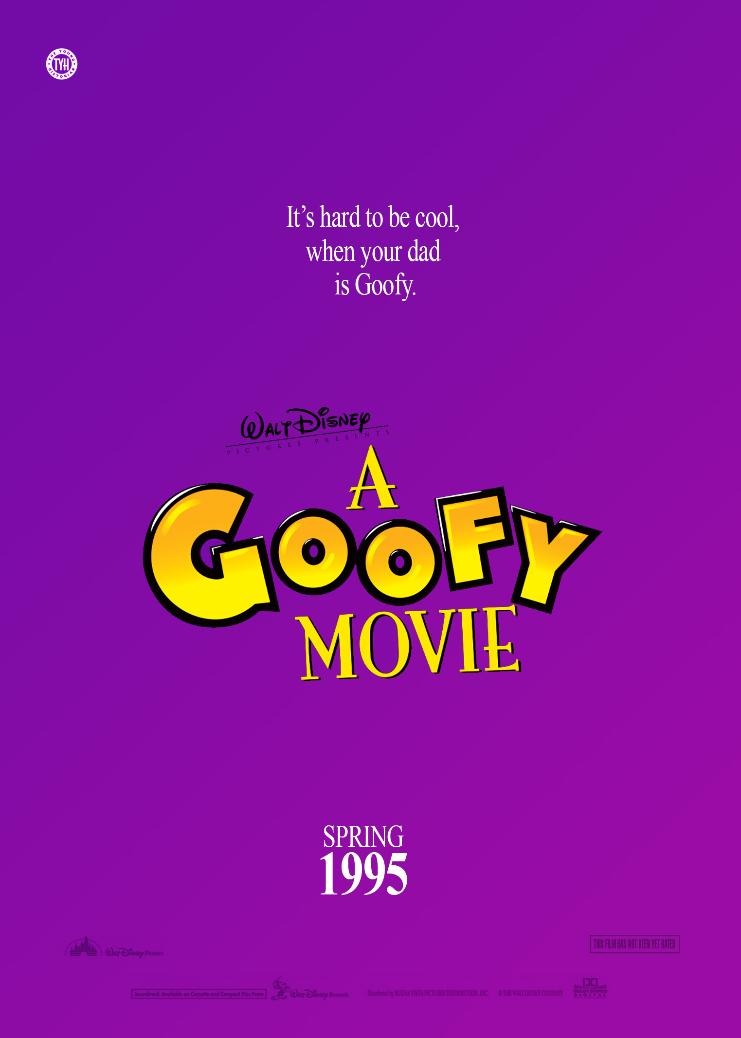 A Goofy Movie 1995 Teaser By Theyounghistorian On Deviantart