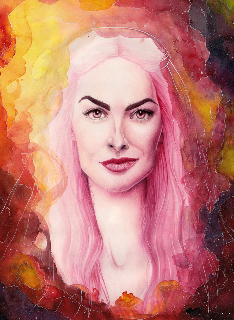 Cersei Lannister by BatmanBeatTheHell