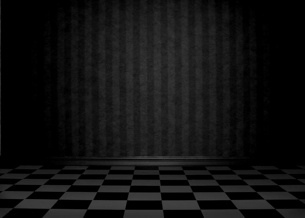 Empty Room 5 by MadameM stock