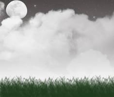 Night Sky 01 by MadameM-stock