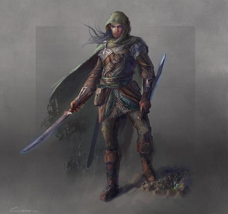 House of Elrond - Peredhil ranger