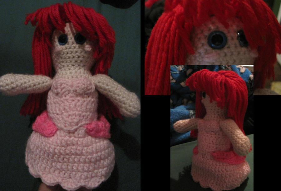 Amigurumi Little Mermaid : little mermaid amigurumi by mitsuki95351 on deviantART