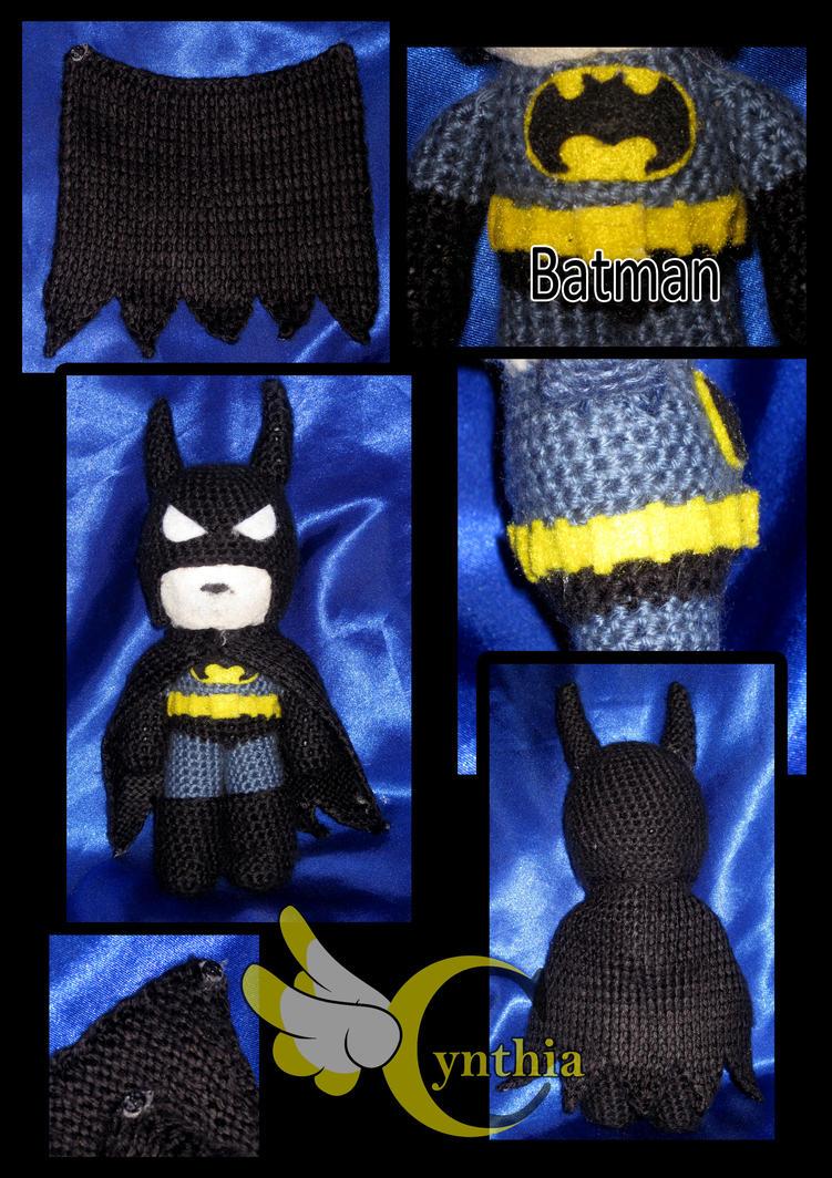 Batman Amigurumi by mitsuki95351 on DeviantArt