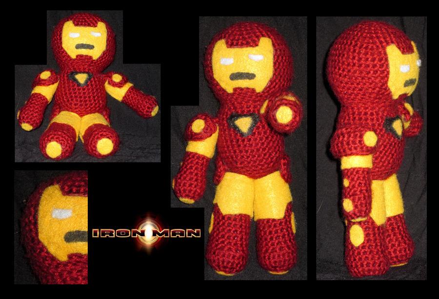 iron man Amigurumi by mitsuki95351 on DeviantArt