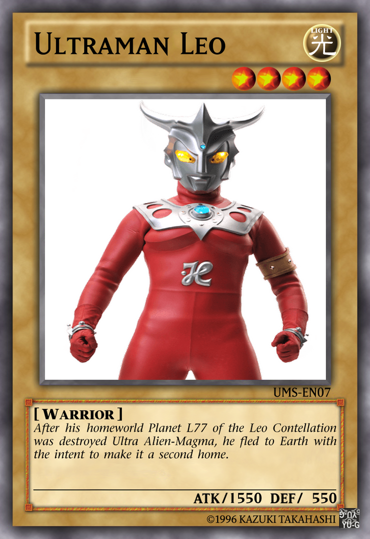 I'm a Monster General! | Ultraman Wiki | FANDOM powered by ... |Ultraman Leo Monsters