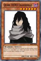 Quirk HERO Eraserhead by Cyberdraco001