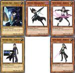 Kirito's Avatars