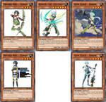 Sinon's Avatars