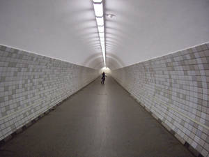 Runaway Tunnel Stock 00