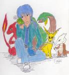 pokemon trainer Kasta Eldest