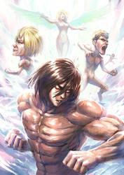 Attack on titan-Titan Corp