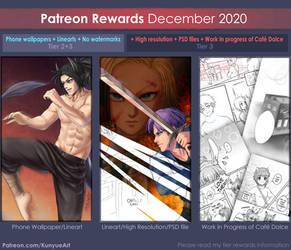 Patreon Rewards!