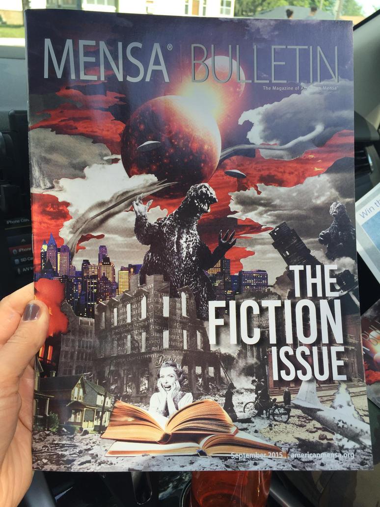 Mensa Bulletin Sep 2015 by PancreasSupervisor