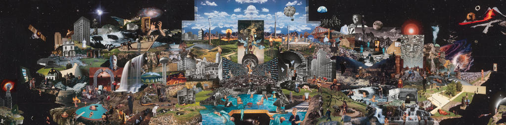 Penal Colony (Full View) 12 Ft Collage by PancreasSupervisor