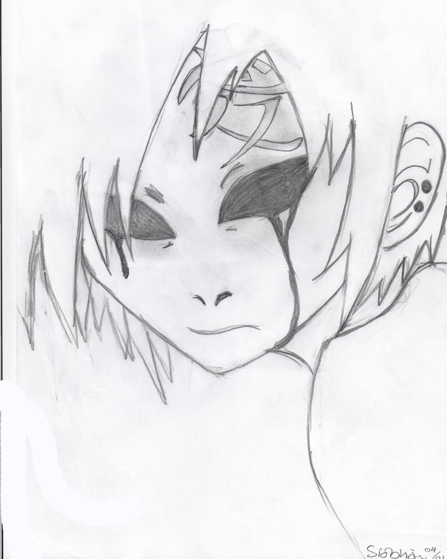 Crying Gaara by siobhan06 on deviantART Gaara Crying 548