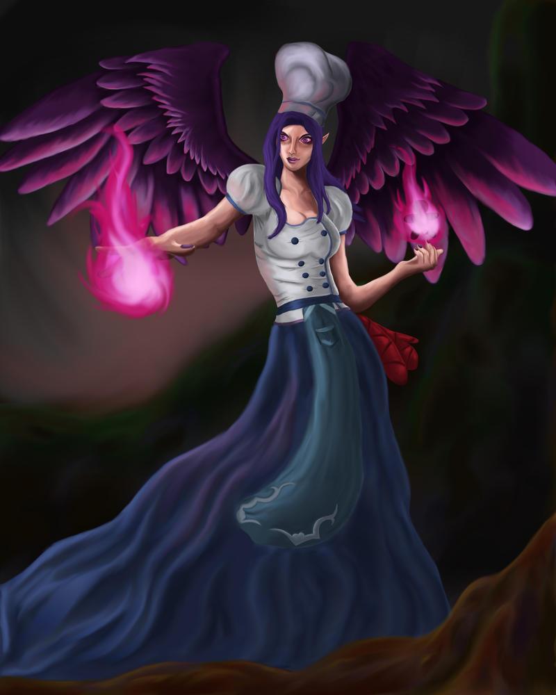 Sinful Succulence Morgana by qprawn