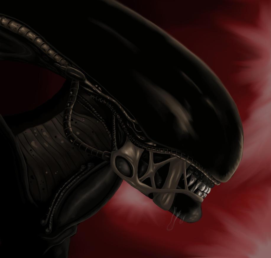 Alien: Covenant by qprawn