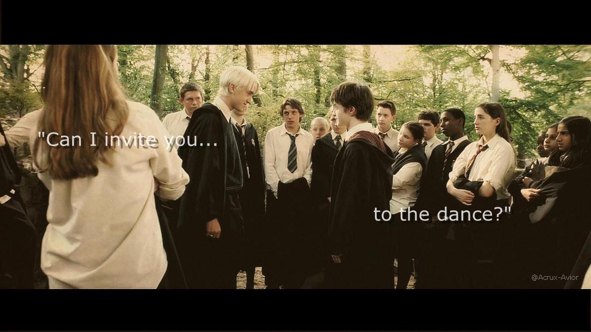 Harry Potter Invitation with good invitations layout