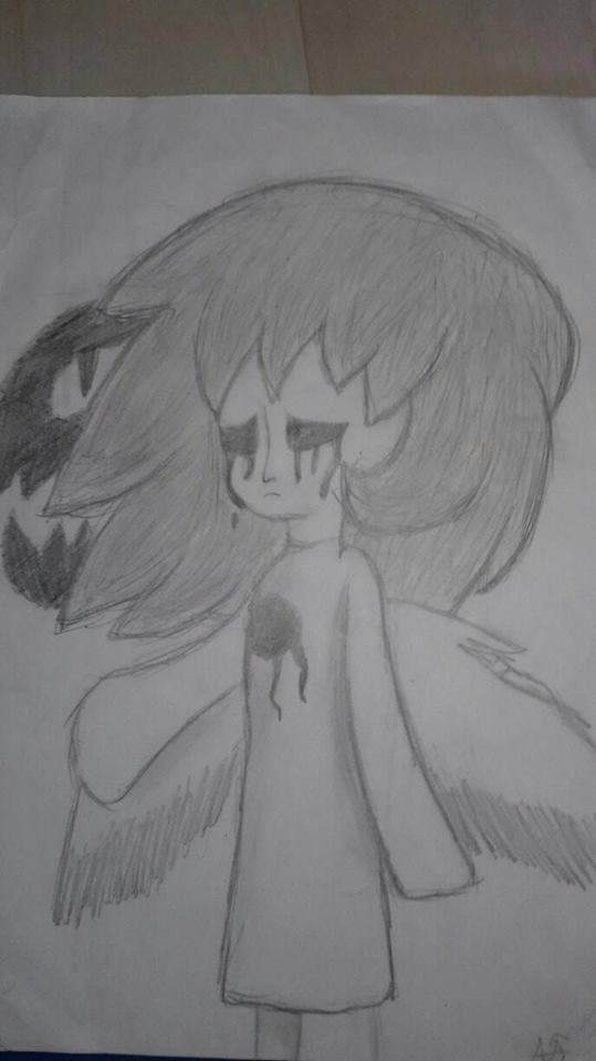just a drawing... by TheGoldenAxolotl