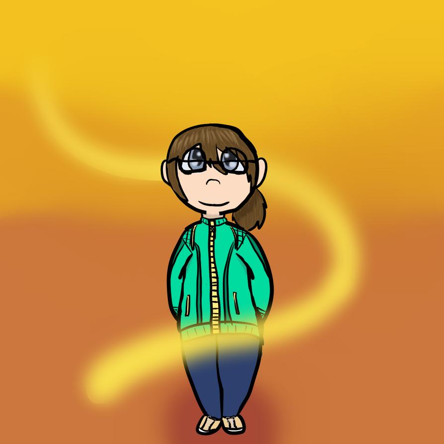 Me by TheGoldenAxolotl
