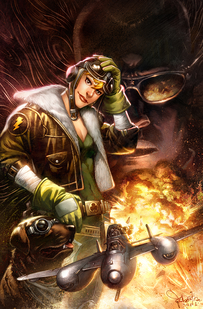 wild blue yonder cover 1 by sebastiancheng