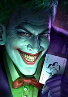 Joker by sebastiancheng