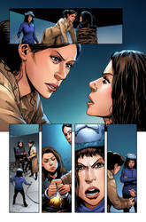 OrphanBlack Deviations#2 Page2 Color by sebastiancheng