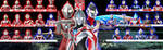 Ultraman 50th Anniversary Wallpaper by VegitoDBZ