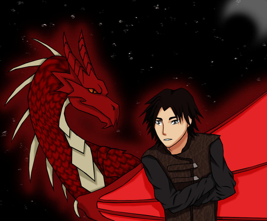 Murtagh Eragon Fan Art
