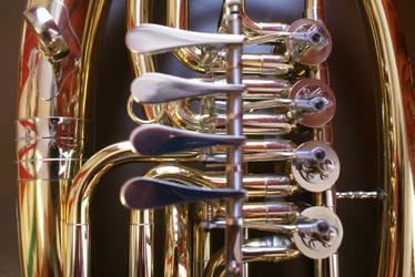 Brass-trumpet by Bildermacher