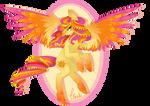 Corona Glow [Rainbow Power] by Clarichi