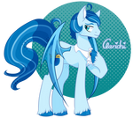 Sapphire Gin [AT]