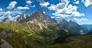 Mountains 2 by Audelidou