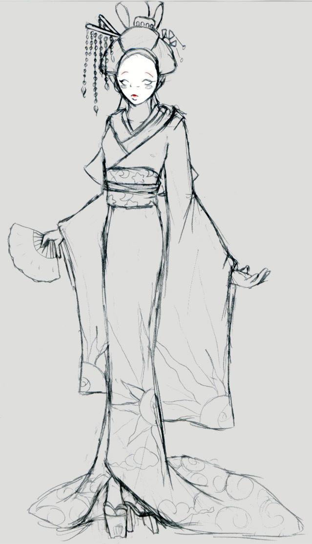geisha... by ph34rthecuteones