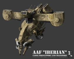 IDoTW040 - Gunship FINAL by Legato895