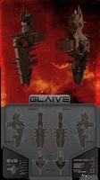 EVE Minmatar Cruiser 'GLAIVE'
