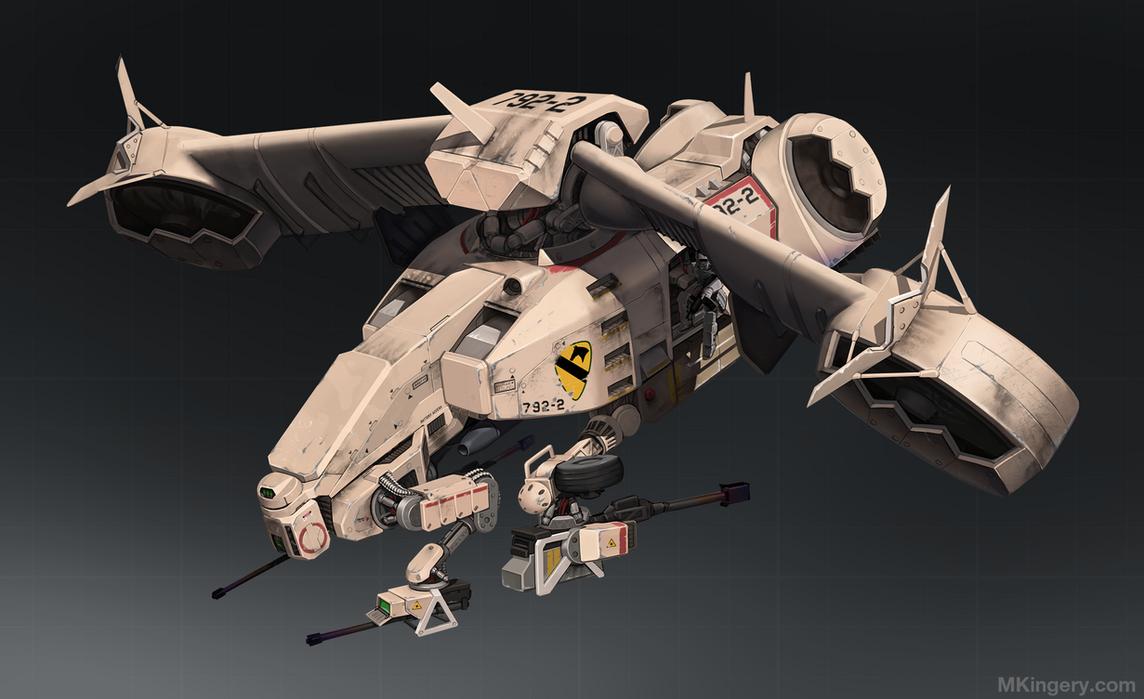 Iberian MK2 by Legato895