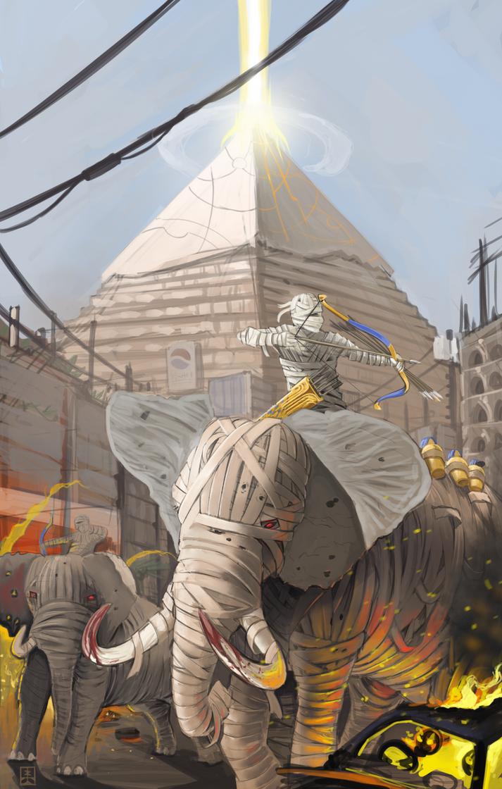Mumaphant by Legato895