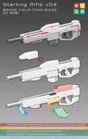 BYOB - Default Rifle Concept by Legato895