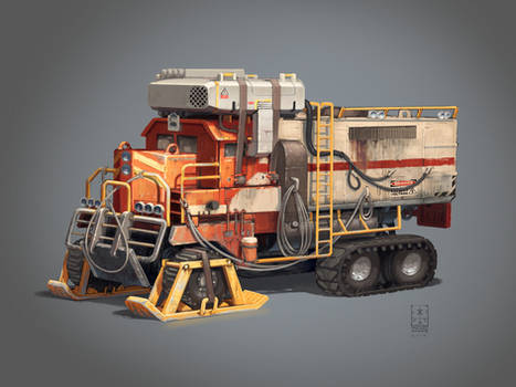Mobile Generator (Update with Timelapse)