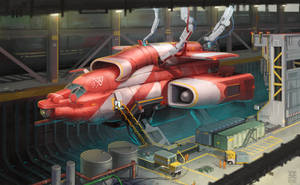 Hangar Retrofit by Legato895