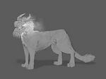Lava Lion by Legato895