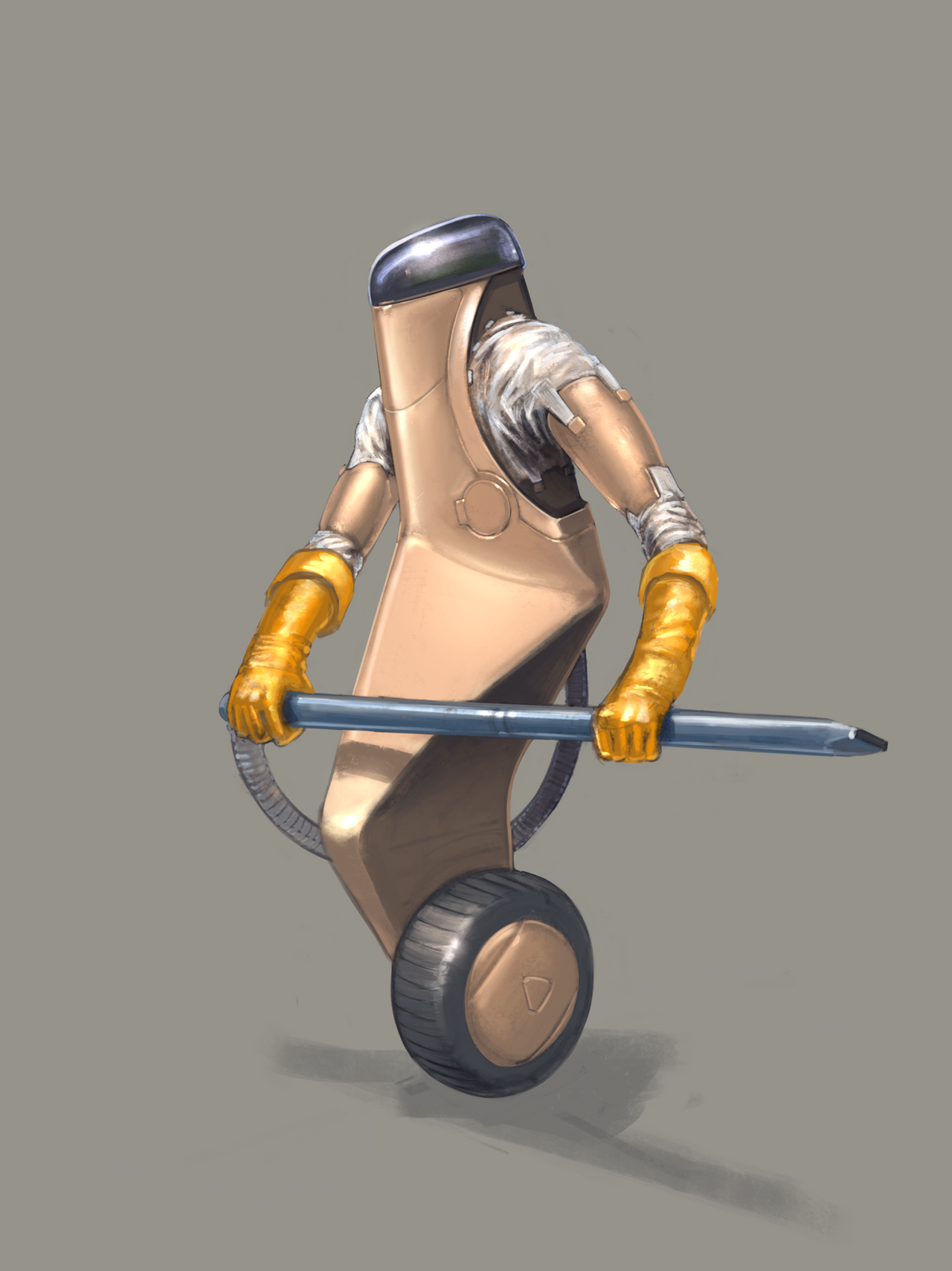 Sketchwars - Robot Housekeeper by Legato895