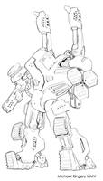 Res-wR Artillery Bot by Legato895