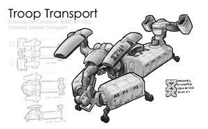IDotW002 Combat Dropship Final by Legato895