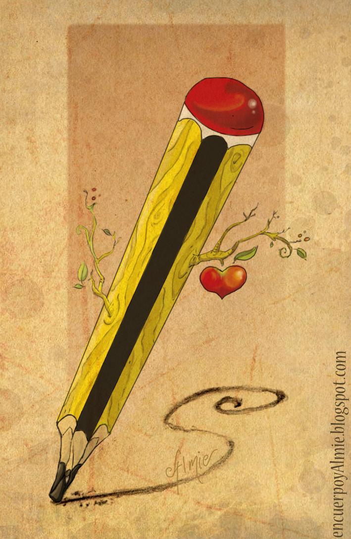 trazo a trazo by Anima-en-Fuga