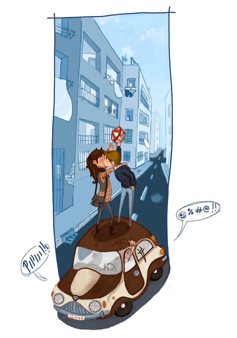 Quiereme si te atreves by Anima-en-Fuga