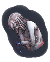 Hanahaki Disease by Daunt-Leer