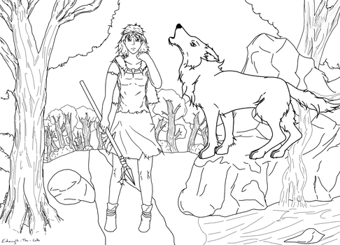 Princesse Mononoke [Ghibli]