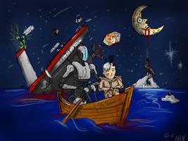 DOOMed-ship